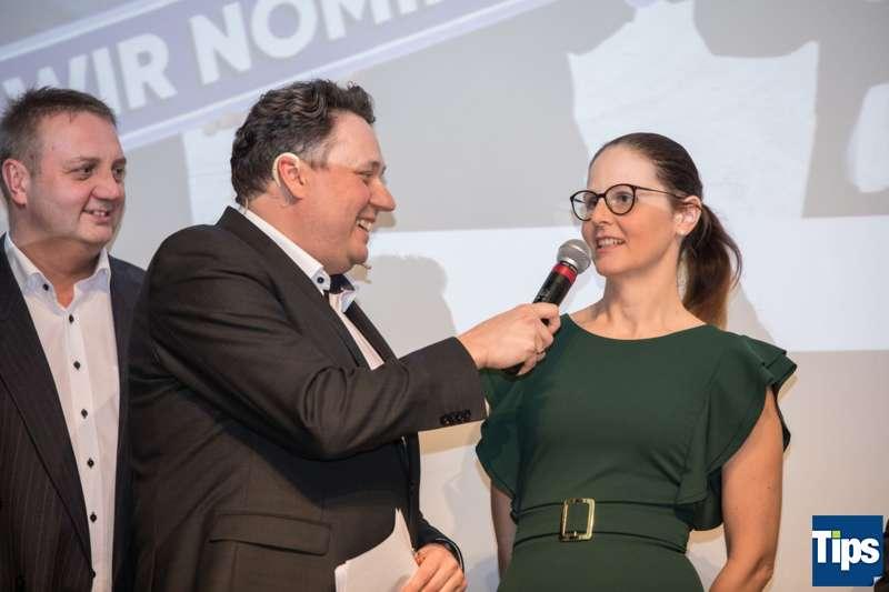 Neujahrsempfang Stadtgemeinde Freistadt mit Bürgermeisterin Paruta-Teufer - Bild 160