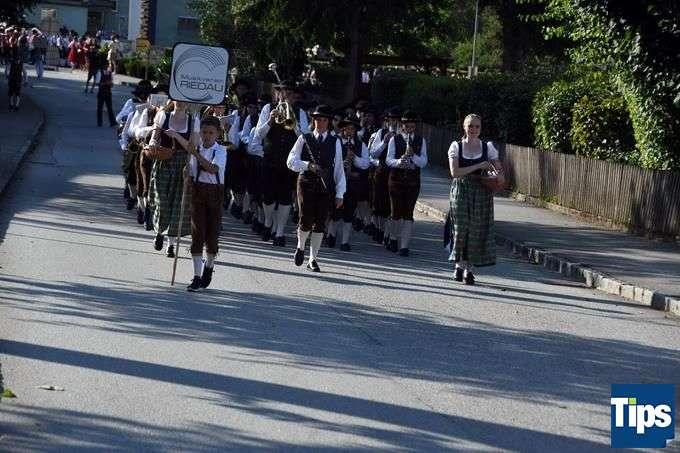 Bezirksmusikfest Riedau - Bild 1
