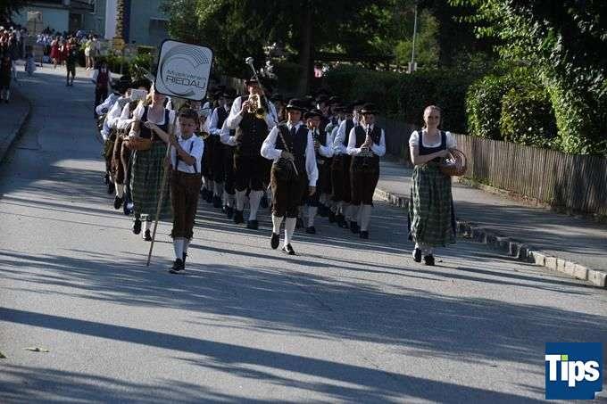 Bezirksmusikfest Riedau - Bild 2