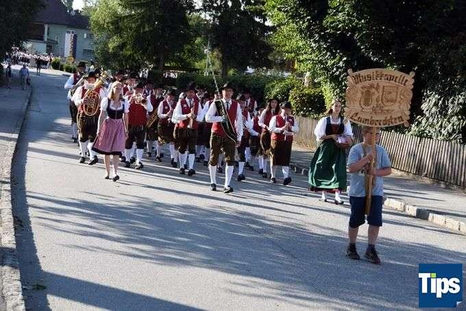 Bezirksmusikfest Riedau - Bild 4