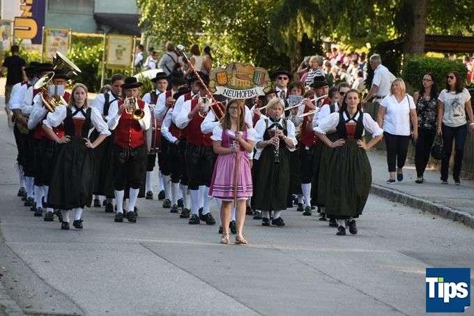 Bezirksmusikfest Riedau - Bild 9
