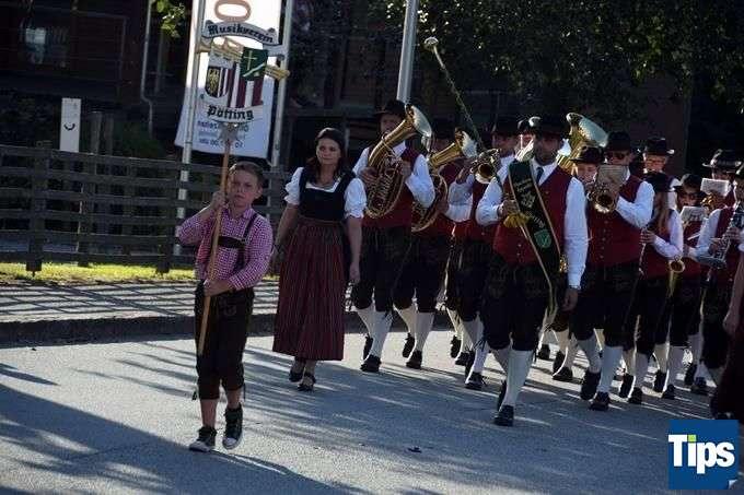 Bezirksmusikfest Riedau - Bild 10