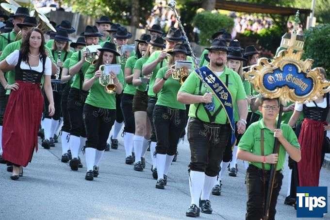 Bezirksmusikfest Riedau - Bild 14