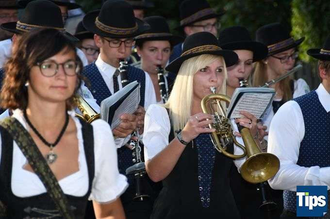 Bezirksmusikfest Riedau - Bild 17