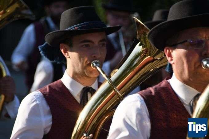 Bezirksmusikfest Riedau - Bild 23