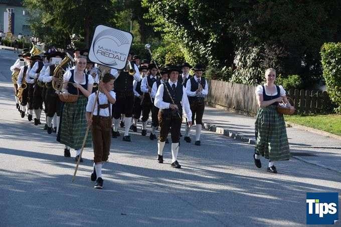 Bezirksmusikfest Riedau - Bild 36
