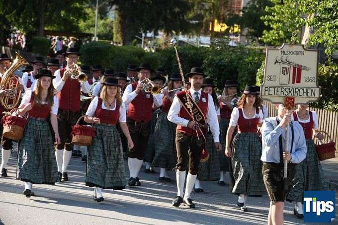 Bezirksmusikfest Riedau - Bild 37