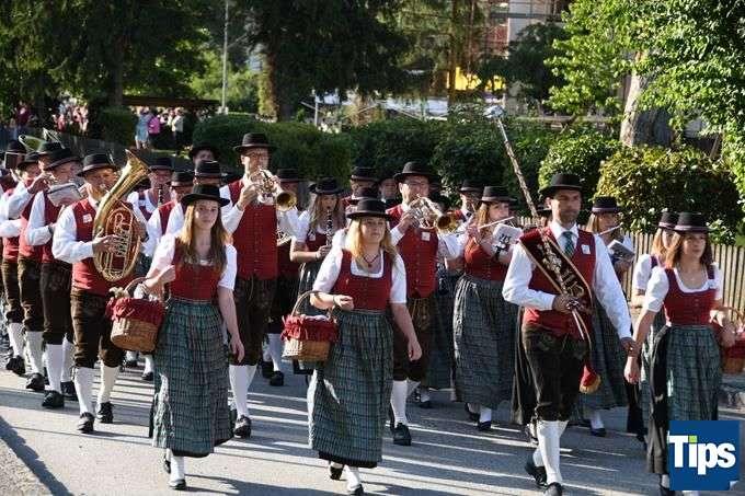 Bezirksmusikfest Riedau - Bild 38
