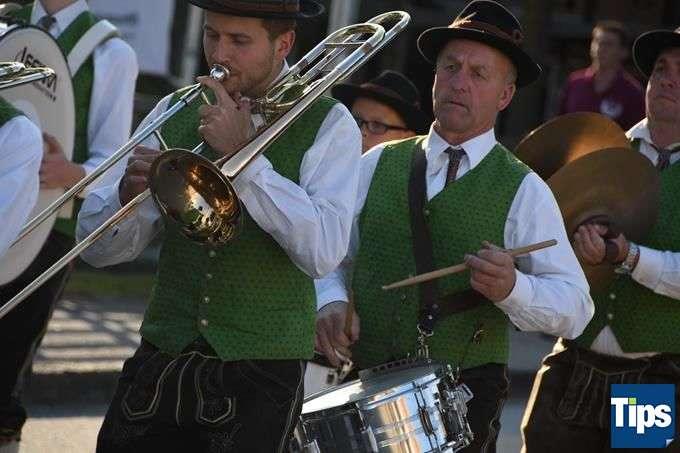 Bezirksmusikfest Riedau - Bild 39