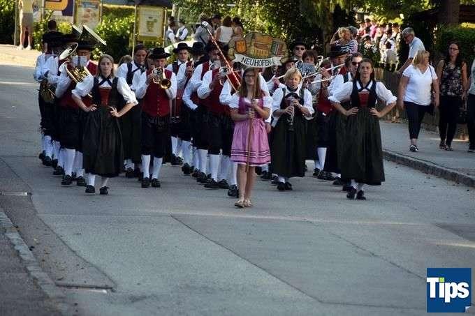 Bezirksmusikfest Riedau - Bild 42