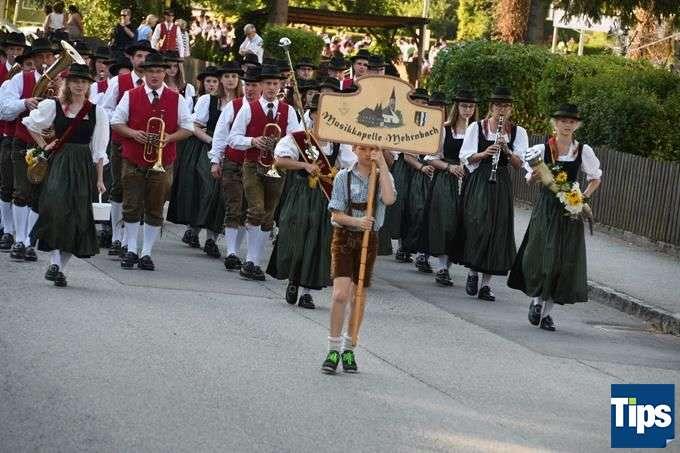 Bezirksmusikfest Riedau - Bild 44