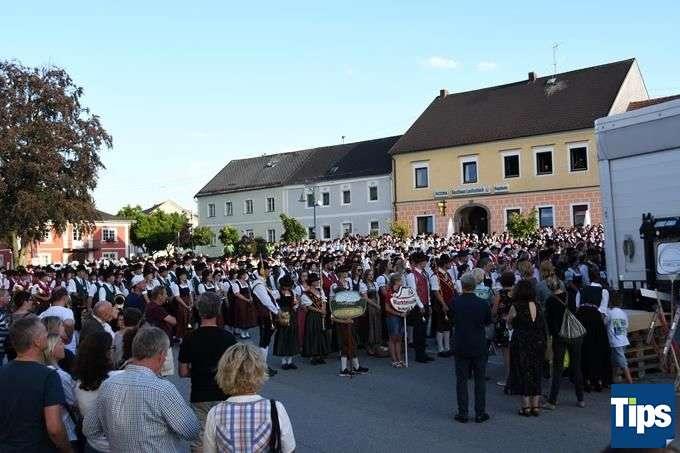 Bezirksmusikfest Riedau - Bild 45