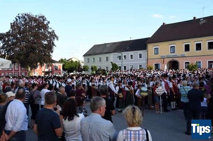Bezirksmusikfest Riedau - Bild 46