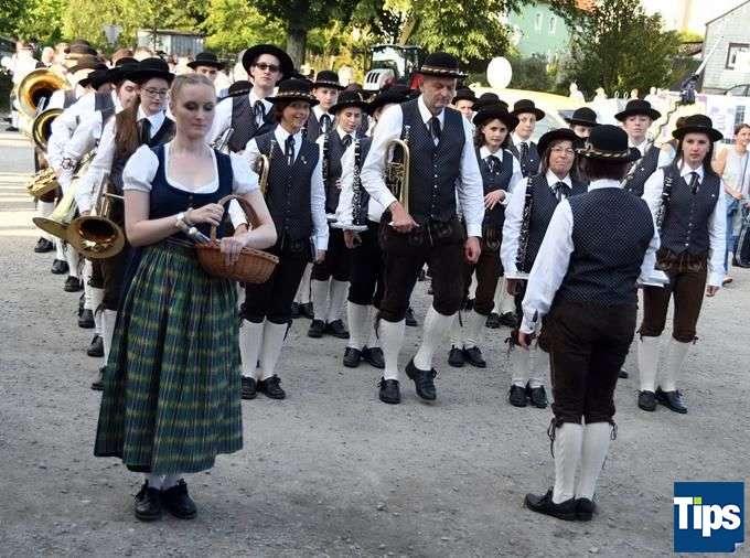 Bezirksmusikfest Riedau - Bild 49