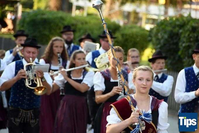Bezirksmusikfest Riedau - Bild 53
