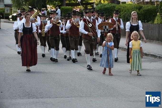 Bezirksmusikfest Riedau - Bild 56
