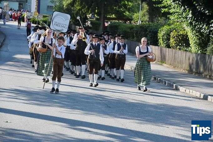 Bezirksmusikfest Riedau - Bild 58