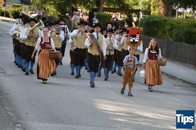 Bezirksmusikfest Riedau - Bild 61