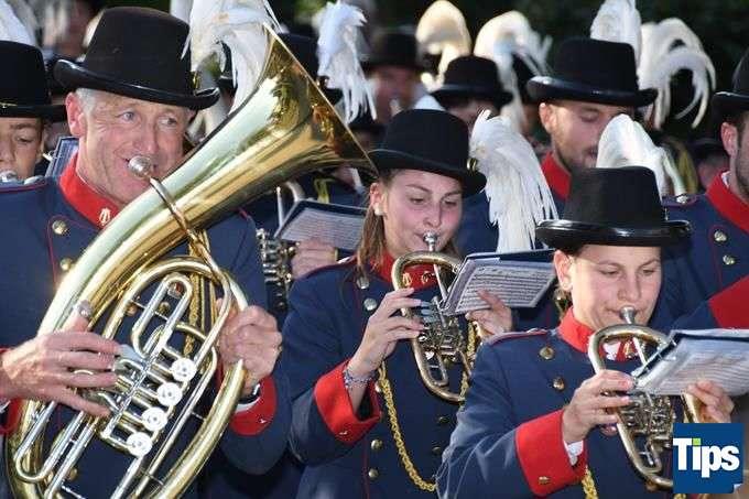Bezirksmusikfest Riedau - Bild 68