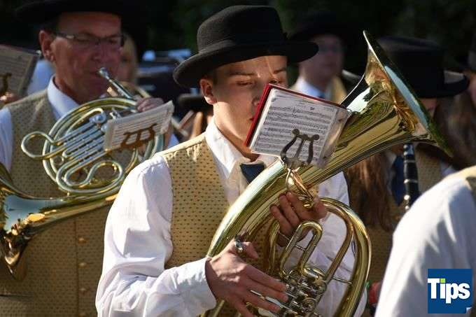 Bezirksmusikfest Riedau - Bild 76