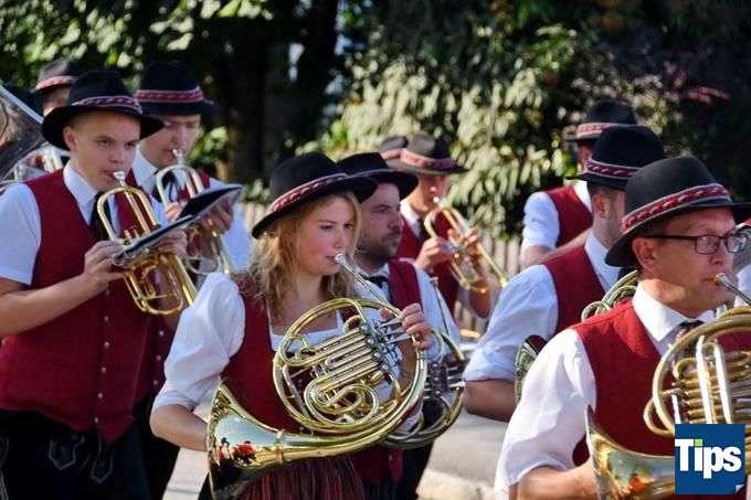Bezirksmusikfest Riedau - Bild 82