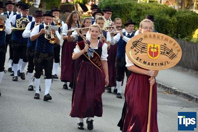 Bezirksmusikfest Riedau - Bild 84