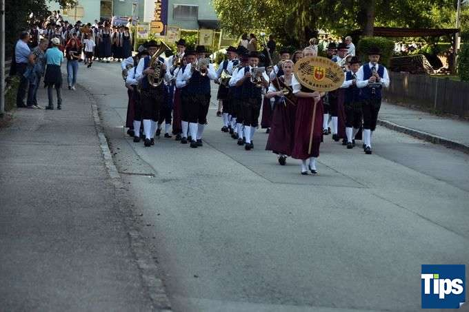 Bezirksmusikfest Riedau - Bild 87