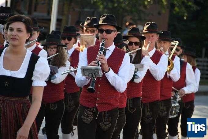 Bezirksmusikfest Riedau - Bild 91
