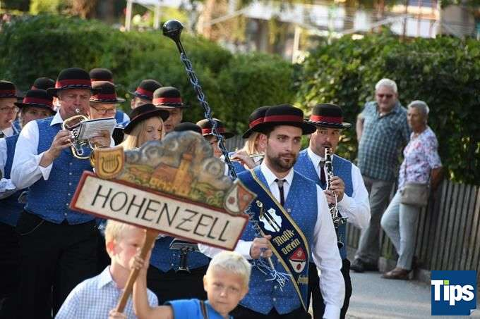 Bezirksmusikfest Riedau - Bild 92