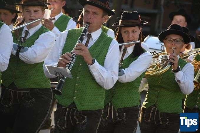 Bezirksmusikfest Riedau - Bild 93