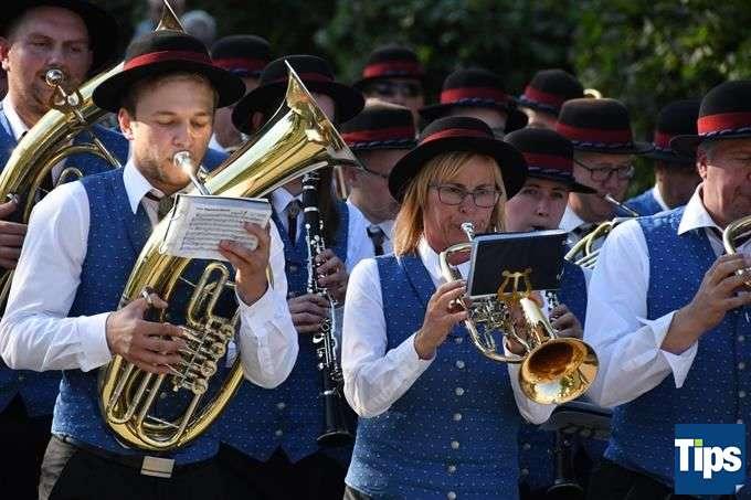 Bezirksmusikfest Riedau - Bild 94