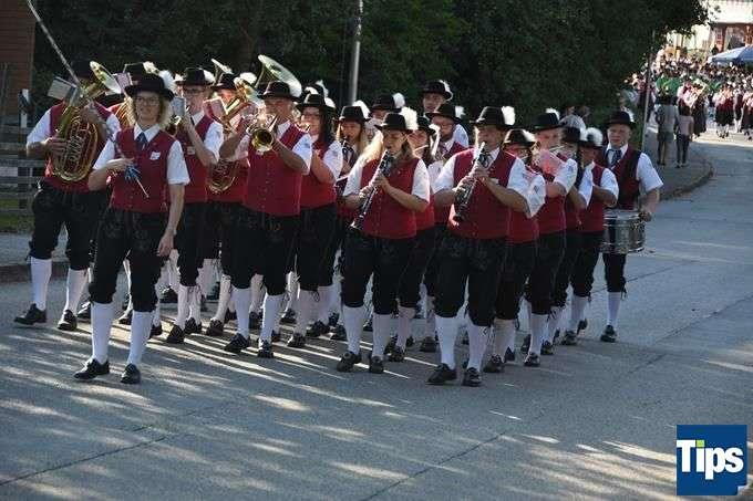 Bezirksmusikfest Riedau - Bild 103