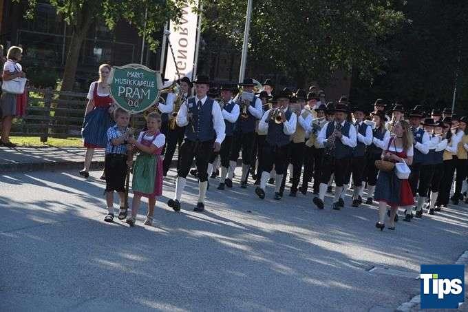 Bezirksmusikfest Riedau - Bild 107
