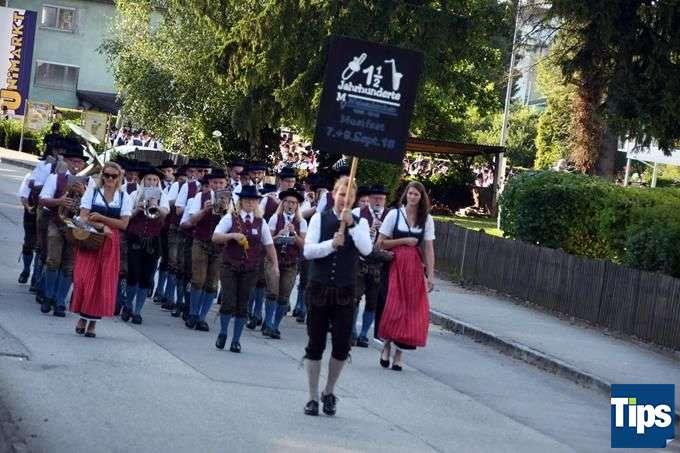 Bezirksmusikfest Riedau - Bild 110
