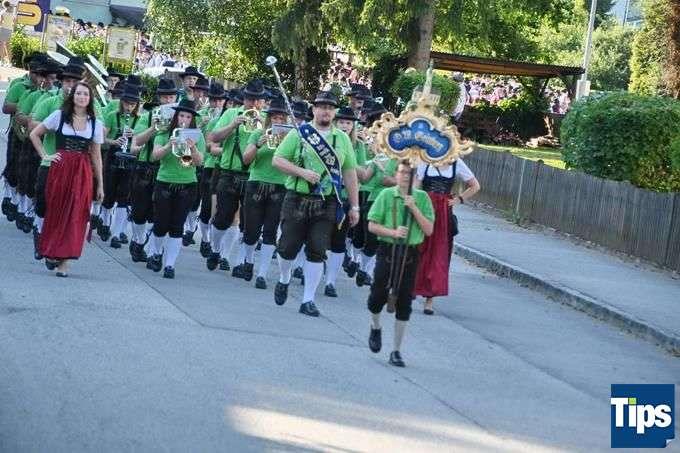 Bezirksmusikfest Riedau - Bild 114
