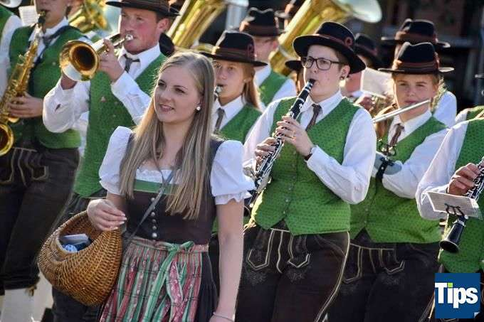 Bezirksmusikfest Riedau - Bild 117