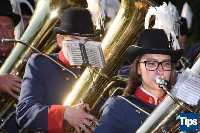 Bezirksmusikfest Riedau - Bild 120