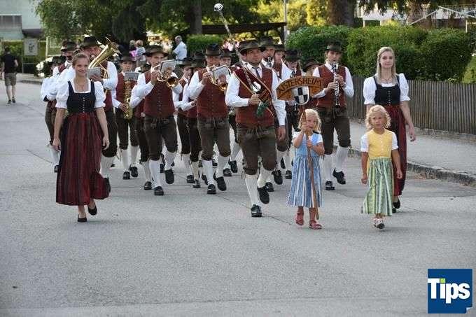 Bezirksmusikfest Riedau - Bild 129