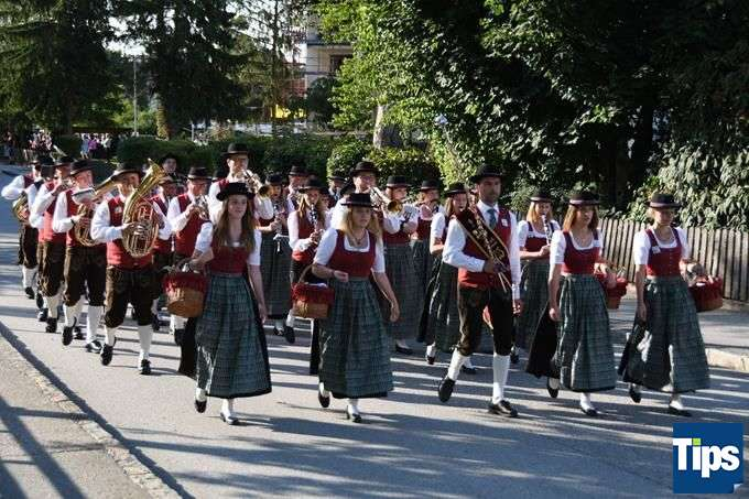 Bezirksmusikfest Riedau - Bild 130