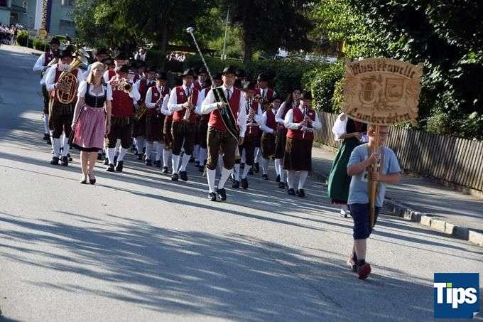Bezirksmusikfest Riedau - Bild 131
