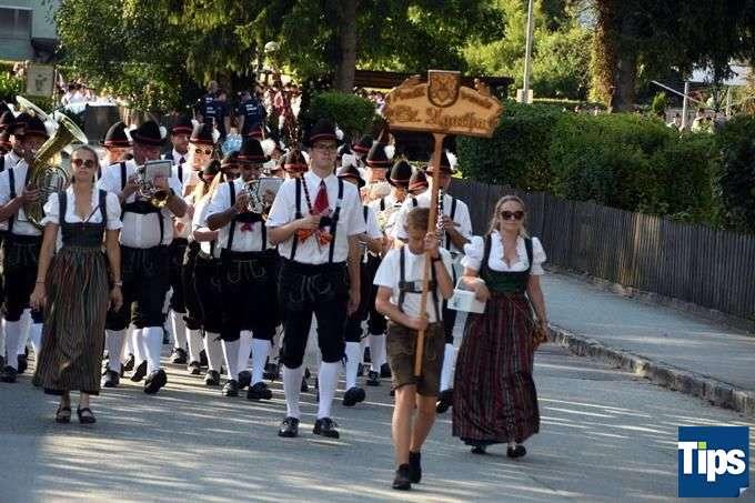 Bezirksmusikfest Riedau - Bild 132