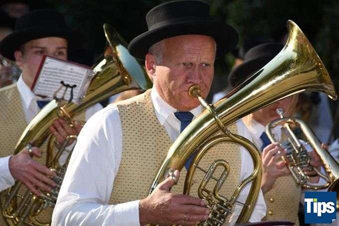 Bezirksmusikfest Riedau - Bild 133