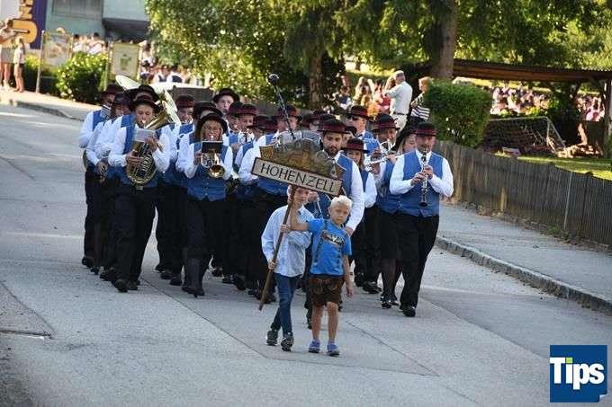 Bezirksmusikfest Riedau - Bild 135