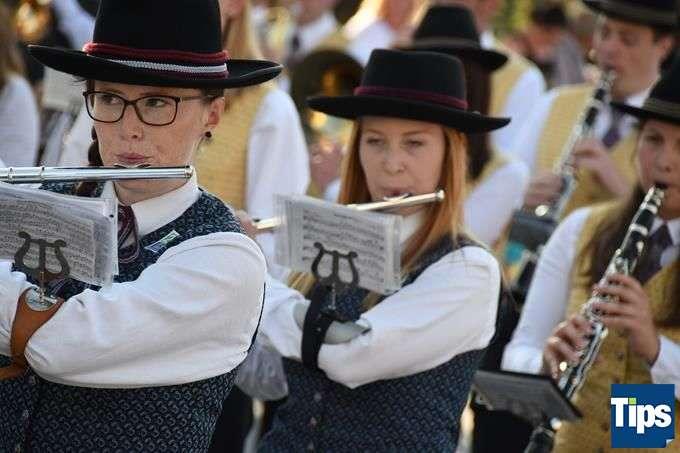 Bezirksmusikfest Riedau - Bild 136