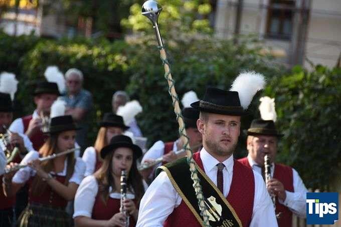 Bezirksmusikfest Riedau - Bild 138