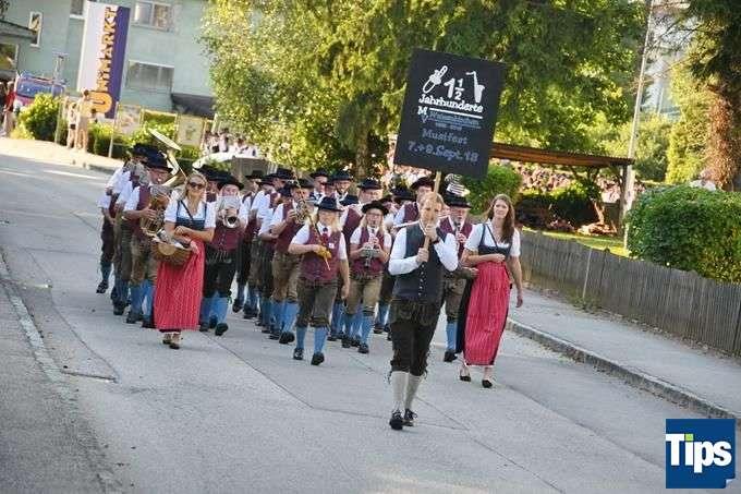 Bezirksmusikfest Riedau - Bild 139