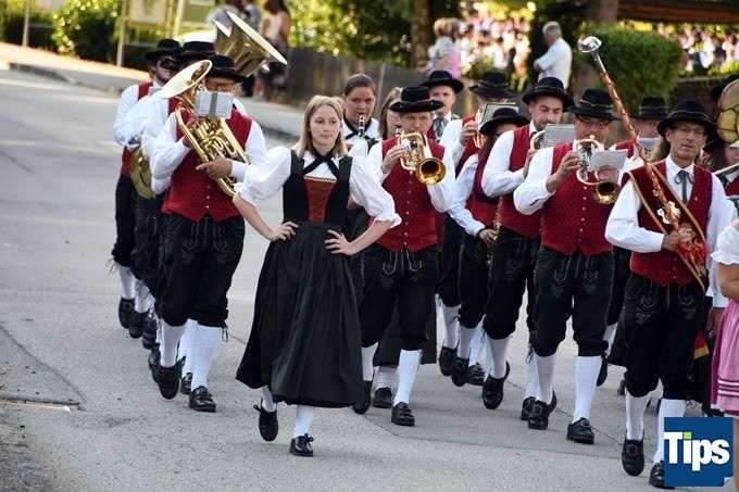 Bezirksmusikfest Riedau - Bild 140