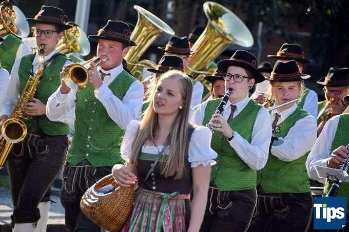 Bezirksmusikfest Riedau - Bild 142