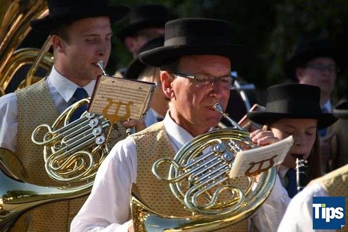 Bezirksmusikfest Riedau - Bild 143