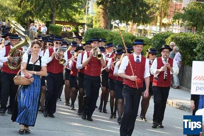 Bezirksmusikfest Riedau - Bild 146